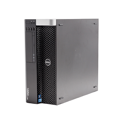 Dell Precision Tower 7810, Xeon E5, 16GB/512GB, WIN 10 Home - B