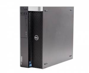 Dell Precision 5810, Xeon E5, 16GB/1TB + 256GB, WIN 10 Home - A
